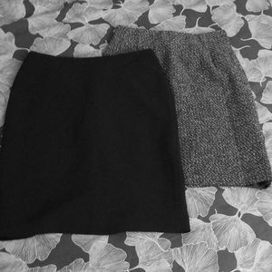 Two 2P work skirts